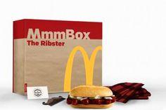 McDonald's Subscription box April Fools joke