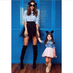 This is just adorableeeee @samoylovaoxana MOMMY & Me Pic  JOIN www.FashionClimaxx.com & SHARE YOUR STYLE. #FCkids --------------------------------------- Me encanto esta foto de MAMA è hija UNETE A www.FashionClimaxx.com y COMPARTE TU ESTILO  #FCKIDS - @fashionclimaxx2- #webstagram