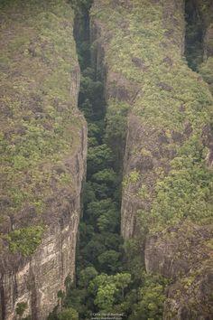 Valle perdido _ Serranía del Chiribiquete - Colombia