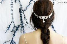 Bridal Hair Jewelry Wedding Hair Accessories by HairFloaters