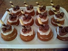 ROLO CAKES