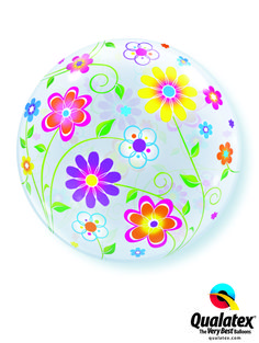 Buy Spring Floral Patterns Bubble Balloon from Tiger Feet Party. Spring Floral Patterns Bubble Balloon This bubble balloon is circle shaped Bubble Balloons, Bubbles, Qualatex Balloons, Party Expert, Colourful Balloons, Spring Party, Easter Party, Circle Shape, Egg Hunt