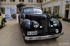 1939 Skoda Superb, V8 engine