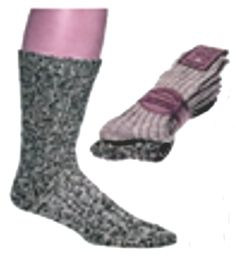 Herren + Damen Norwegersocken grobstrick !