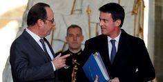 Le journal de BORIS VICTOR : Hollande renonce à briguer un second mandat