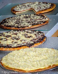 Jogurtový koláč s olivovým olejem - Spicy Crumbs Slovak Recipes, Czech Recipes, Sweet Desserts, Sweet Recipes, Cake Recipes, Desert Recipes, No Bake Cake, Food Inspiration, Food And Drink