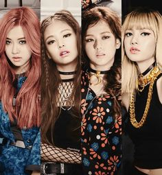 BLACKPINK || I want to say my biases are the vocalists, but the rapper line is very talented as well
