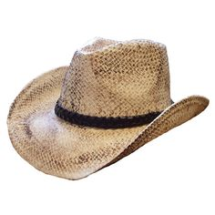 df7ff78dcb7814 Unisex Vintage Straw Cowboy Hat ( One Size ) Fast Post 1st Class for sale  online | eBay