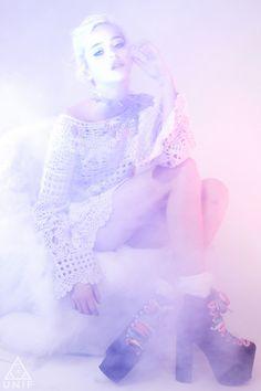 dream pop, unif, spring 2012, spring, audrey kitching, grunge, hippie, spiked collar, platforms