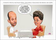 Blog Paulo Benjeri Notícias: Vidente acerta tudo