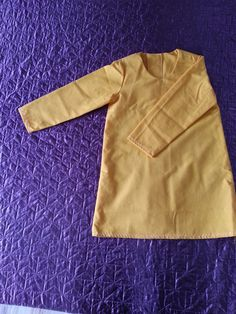 Yellow girl dress