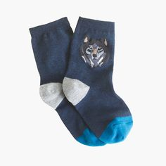 J.Crew - Boys' patterned socks
