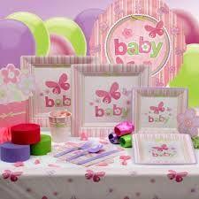 Resultado de imagen para baby shower niña con mariposas