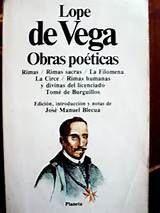 Lope De Vega. Obras Poéticas