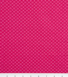 Keepsake Calico Fabric-Lined Dot Pink: keepsake calico fabric: quilting fabric & kits: fabric: Shop | Joann.com $7.99/yd