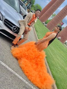 ❗️❗️✨✨ Give credit sus. Black Girl Prom Dresses, Senior Prom Dresses, Prom Outfits, Best Prom Dresses, Beautiful Prom Dresses, Mermaid Prom Dresses, Night Outfits, Formal Dresses, Man Fashion