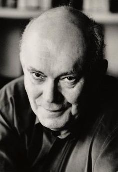 Alan Ayckbourn, b. 1939, England.  Key works:  Relatively Speaking (1965); How the Other Half Loves (1969); Absurd Person Singular (1972); The Norman Conquests (1973); Absent Friends (1974);  Bedroom Farce (1975); Joking Apart (1978); Taking Steps (1979); Season's Greetings (1980); Intimate Exchanges (1982); A Chorus of Disapproval (1984); Woman in Mind (1985); A Small Family Business (1987); Man of the Moment (1988); Communicating Doors (1994); House and Garden (1999); and many others.