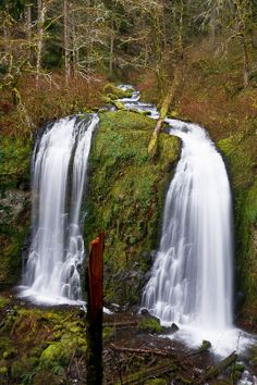 Pictures of Upper Mccord Creek Falls | Northwest Waterfall Survey