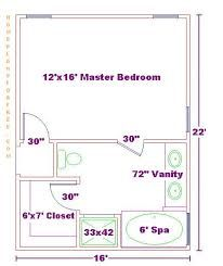 free master bath picture designs with bedroom floor bathroom design plans layout - Bedroom With Bathroom Design