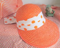 Womans Hat Beach Hat or Walking Hat Great Hat to by BuffaloDesigns, $15.00