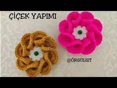 Irish Crochet, Diy Crochet, Crochet Doilies, Crochet Flowers, Crochet Brooch, Crochet Earrings, Flower Video, Flower Making, Cross Stitch