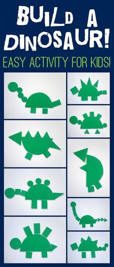 Collages25+-+Copy.jpg (686×1600)  Make a Dinosaur