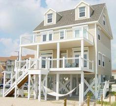 Coastal Style Prefab Houses - Modern Interior Design