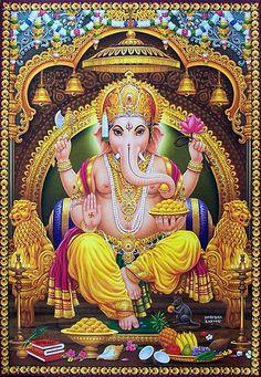 Lord Ganesha HD Photo