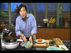 Chef Ming Tsai and the T-fal ActiFry Savory Chicken dish - YouTube