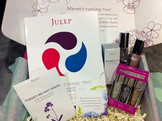 Loving @Julep August Modern Beauty Box and add ons. Great items to get your hands and feet moisturized and back in shape from summer.