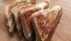 Ein leckeres und gesundes Sandwichmaker Rezept mit Avocado, Tunfisch und Mozzarella. Auf meiner Seite findest du aber noch viele weitere leckere Rezepte.
