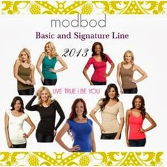 The Funky Monkey Giveaway: Modbod Basic or Signature Item of your choice! Ends 10/17/13