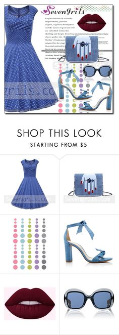 """Untitled #2179"" by esma178 ❤ liked on Polyvore featuring Alexandre Birman"