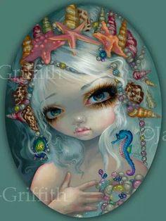 Seashell Princess