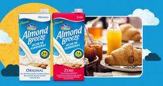 He preparado para ti un desayuno con #BuenosDíasAlmondBreeze ¡Si quieres recibirlo participa aquí y haz el tuyo: