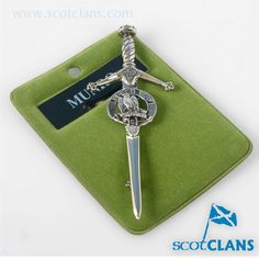Munro Clan Crest Kilt Pin. Free worldwide shipping available