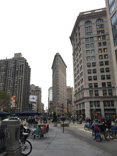 NYC New York City  Flatiron