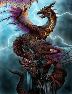 DragonneworldDrachenwelt - Fantasy of Dragons