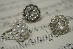 cherished*vintage: Pretty Buttons!