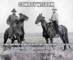 old west cowboy photos Rodeo Quotes, Cowboy Quotes, Equestrian Quotes, Horse Quotes, Horse Sayings, Cowgirl And Horse, Horse Riding, Cowboy Hats, Riding Quotes