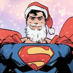 Super Claus - Evan Shaner
