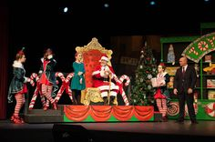34 Street, Miracle On 34th Street, Elves, Theatre, Park, Theatres, Parks, Fairies, Theater