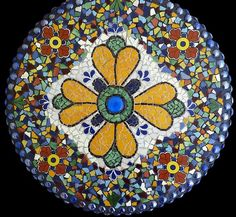 1000 Images About Mosaic Lazy Susan On Pinterest Lazy