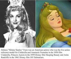 1950 - Helene Stanley - Sleeping Beauty