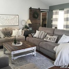 More gorgeous farmhouse style decoration ideas 86