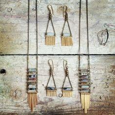 demimondejewelry:  Some new looks