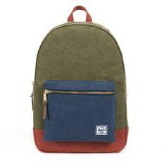Settlement Backpack Canvas - Backseries