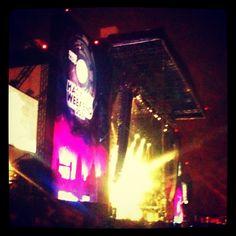Watching Jay Z at Radio 1's Hackney Weekend