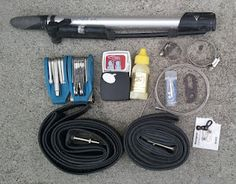Bike Touring Tool Kit. #bike #touring