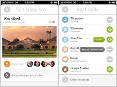 Circle App Makes GPS Stalking Feel Less Like Stalking   Co.Design: business   innovation   design